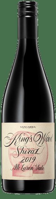 Yangarra King's Wood Shiraz 2019 (1)