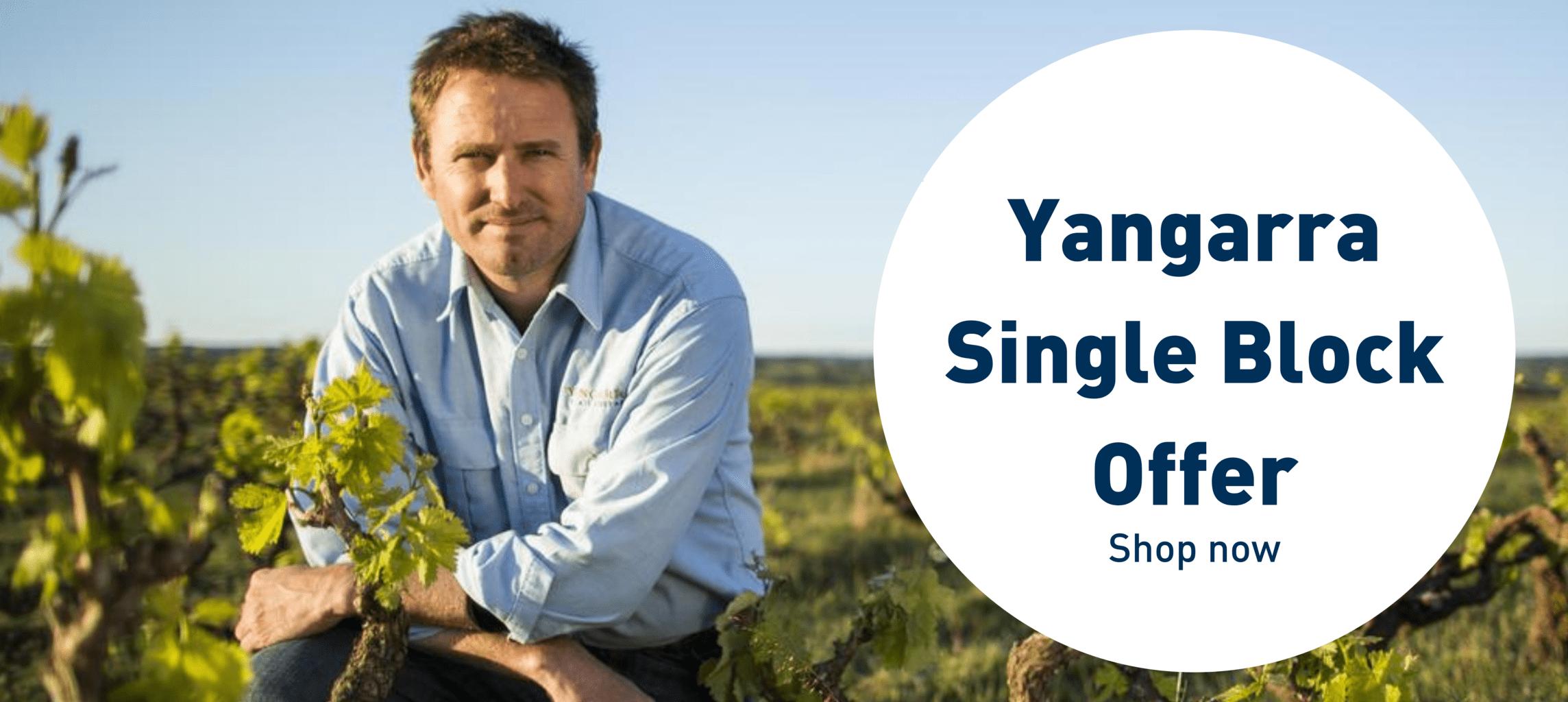 Yangarra Single Block Offer