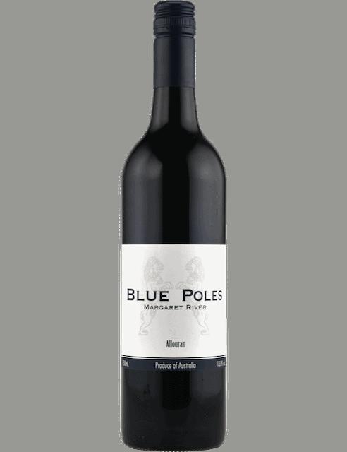 Blue Poles Allouran 2018
