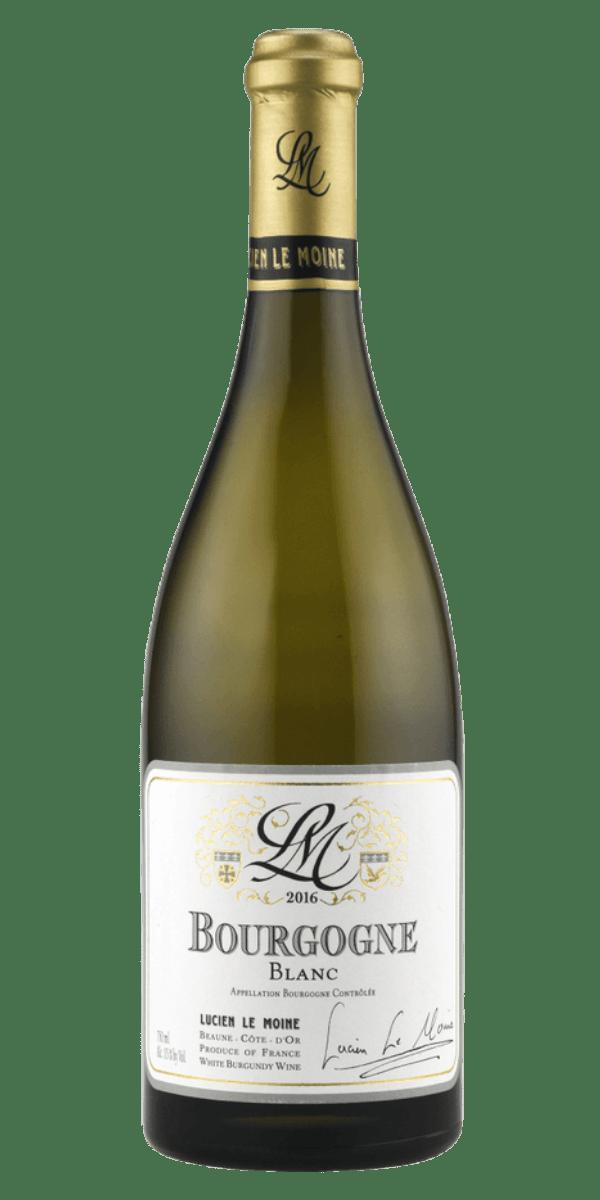Lucien Le Moine Bourgogne Blanc