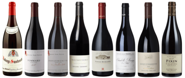 South Melbourne red Burgundy masterclass