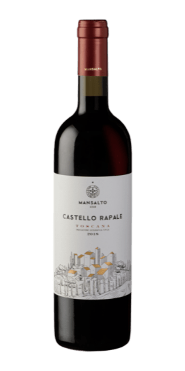 Mansalto Castello Rapale