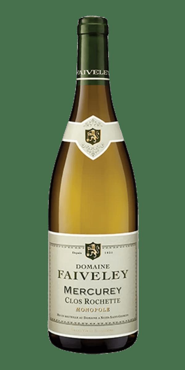 Faiveley Mercurey Clos Rochette Blanc